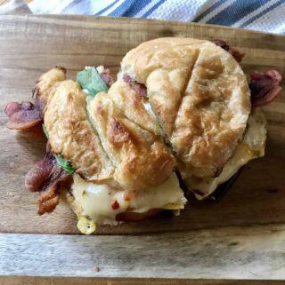 Ultimate Breakfast Sandwich
