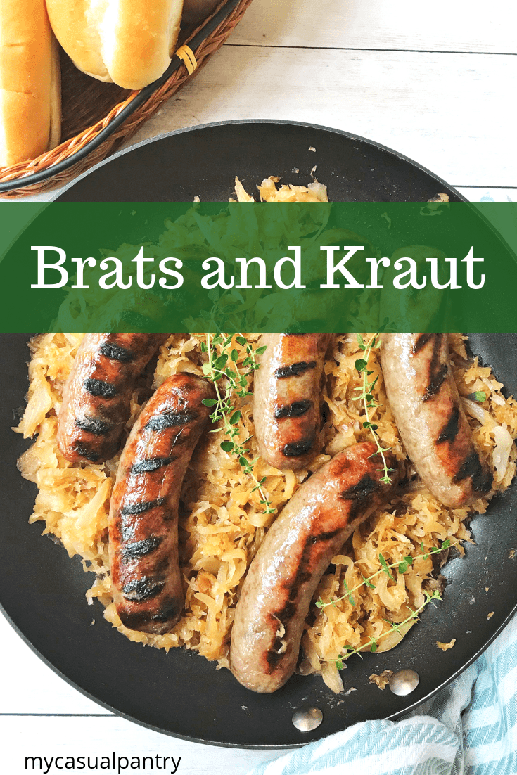 Brats and Kraut