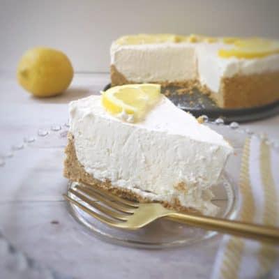 Frozen Lemonade Pie