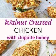 honey walnut chicken